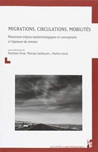 Migrations, circulations, mobilités : Nouveaux enjeux épistémologiques à l'épreuve du terrain