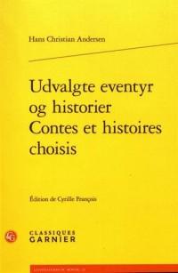 Contes et histoires choisis : Edition bilingue français-danois