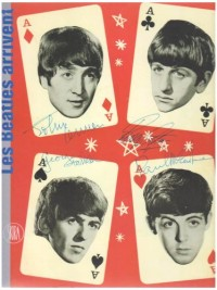 Les Beatles Arrivent - Histoires d'une Generation (Bilingue Français/Italien)