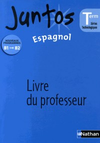 Juntos Term St Professeur 2013