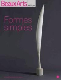 Formes simples