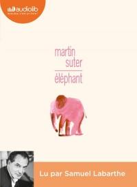 Éléphant: Livre audio 1 CD MP3