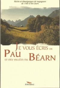 Je vous de Pau et des vallées du Béarn