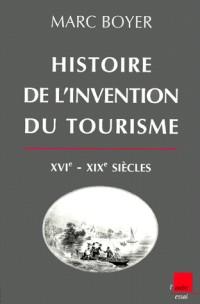 Histoire de l'invention du tourisme