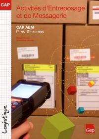 Cap Aem (Pochette) Activites d'Entreprosage et de Messagerie