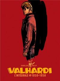 Valhardi Intégrale - tome 4 - L'intégrale 1956-1958