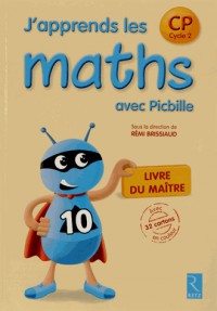 J'Apprends les Maths CP Lm