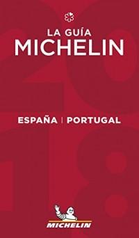 Guide Michelin Espana & Portugal 2018