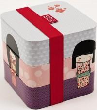 Ma Papeterie Kokeshi-Bento Ne