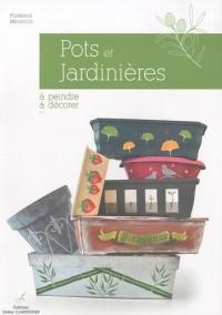 Pots et Jardinières à peindre, à décorer...