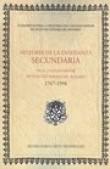 Historia de la ensenanza secundaria en el Colegio Mayor del Rosario 1767-1998