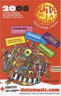 Le guide-annuaire de la musique et spectacles