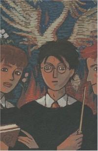 Harry Potter, tome 5 : Harry Potter et l'Ordre du Phénix (édition deluxe)