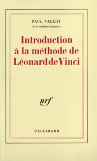 Introduction à la méthode de Léonard de Vinci, 1894