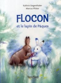 Flocon et le Lapin de Pâques Cartonne