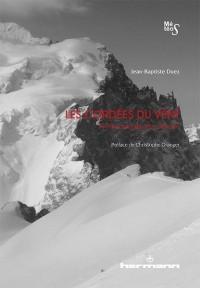 Les cordées du vent : Anthropologie de l'altitude
