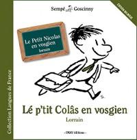 Le Petit Nicolas en vosgien - Langues de France