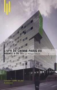 L'UFR de chimie Paris VII : Agence X-Tu