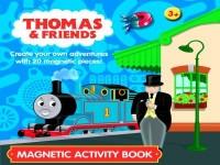 Thomas et ses amis - Livre Magnetique