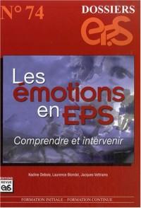 Les émotions en EPS : Comprendre et intervenir