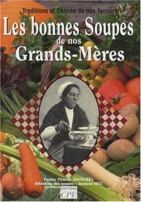 Les bonnes soupes de nos grands-mères