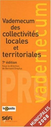 Vademecum des collectivités locales et territoriales
