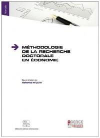 Méthodologie de la recherche doctorale en économie