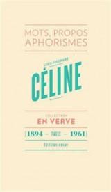 Louis-Ferdinand Céline [Poche]