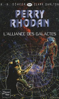 L'Alliance des Galactes - Perry Rhodan