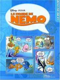 Le Monde de Némo - la BD du Film