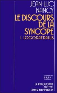 Le discours de la syncope