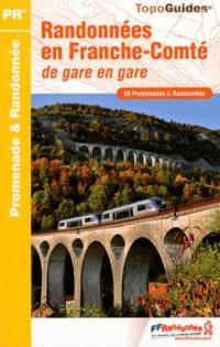 Randonnées Franche-Comte Gare en Gare- 70-25-90-39 -Pr- Re18