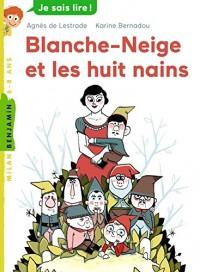 Blanche Neige et les 8 nains