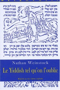 Le Yiddish tel qu'on l'oublie : Regards sur une culture engloutie