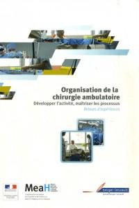 Organisation de la chirurgie ambulatoire : Développer l'activité, maîtriser les processus - Retours d'expériences
