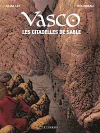 Vasco, Tome 27 : Les citadelles de sable