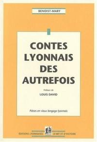 Contes lyonnais des autrefois