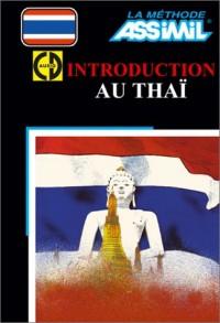 Introduction au Thaï (1 livre + coffret de 3 CD)