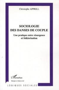 Sociologie des danses de couple