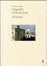 L'Originalite de Thomas Jones
