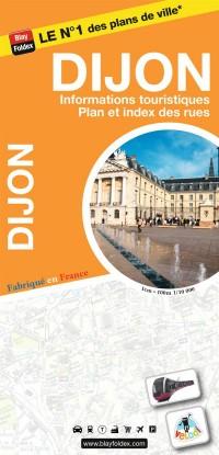 Dijon : 1/10 000, avec livret