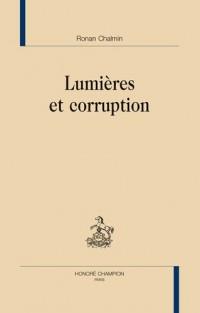 Lumières et corruption