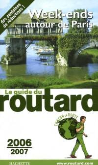 Week-ends autour de Paris
