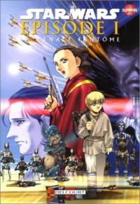 Star wars. manga : la menace fantôme t.7