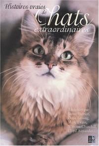 Histoires vraies de chats extraordinaires