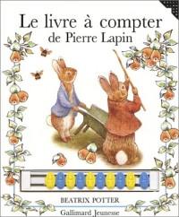 Le Livre à compter de Pierre Lapin