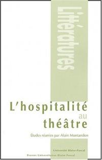 L'hospitalité au théâtre