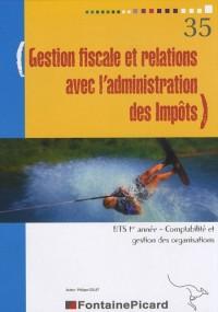 Gestion fiscale et relations avec l'administration des impôts BTS1 CGO