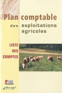 Plan Comptable des Exploitations Agricoles : Liste des Comptes (Edition 2007)