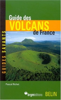 Guide des volcans de France